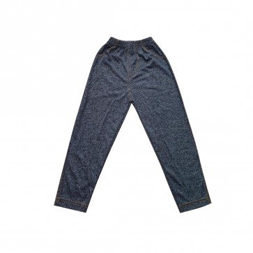 lumik-Lumik Dark Grey Plain Jegging Pants-