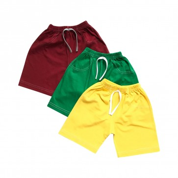 lumik-Lumik Homey Short Pants Set 1 - 3 Pcs-