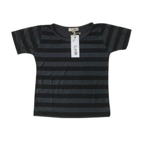 lumik-Black Stripes Tee-