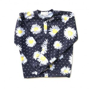 lumik-Sunflower Cardigan-