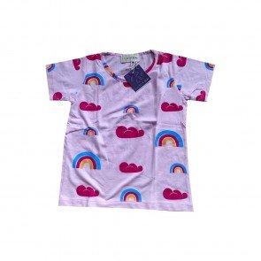 lumik-Lumik Pink Rainbow Tee Special Store-