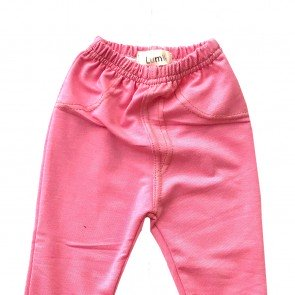 lumik-Pink Jegging-