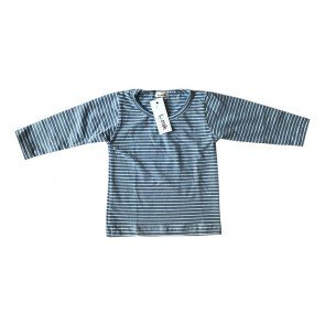 lumik-Blue Stripes Long Sleeves-