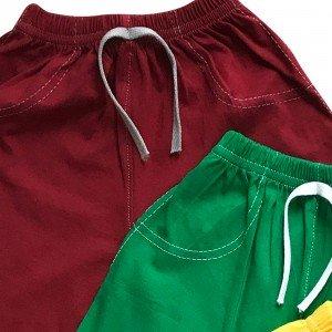 lumik-Lumik Homey Short Pants Set 1 - 3 Pcs-