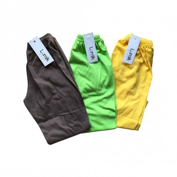 lumik-Lumik Legging Package (Yellow Green Brown)-