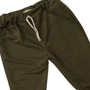 lumik-Army Green Jogger-