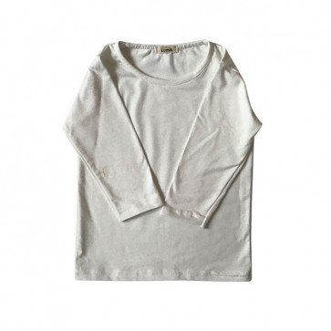lumik-White Long Sleeves-