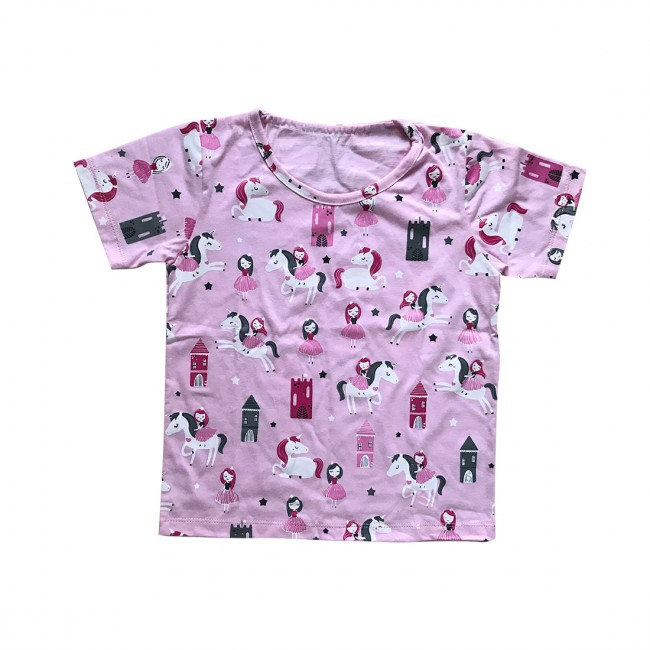 lumik-Lumik Pink Unicorn Tee Special Store-