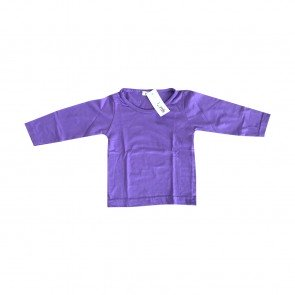 lumik-Lumik Purple Plain Longsleeve-