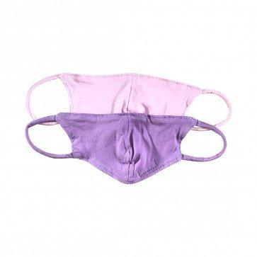 lumik-Lumik Purple & Pink Masker-