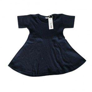 lumik-Navy Simply Dress-