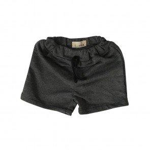 lumik-Dark Grey Short-