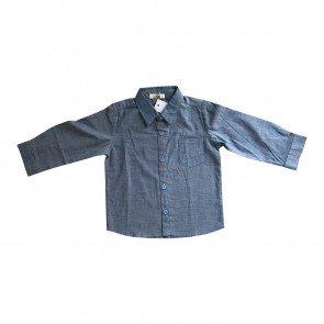 lumik-Lumik Blue Longsleeve Shirt-