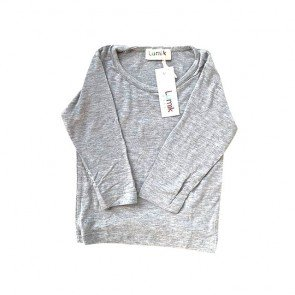 lumik-Grey Long Sleeves-