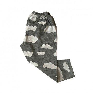lumik-Grey Cloud Legging-