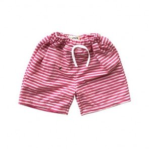 lumik-Pink Stripes Short-