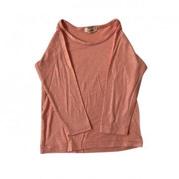 lumik-Peach Long Sleeves-