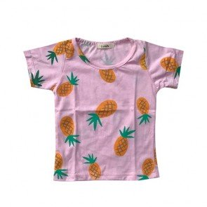 lumik-Pink Pineapple Tee Special Store-