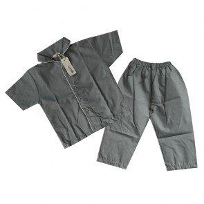 lumik-Light Grey Pajama-