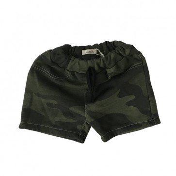 lumik-Army Short-