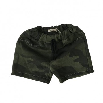 lumik-Army Short-