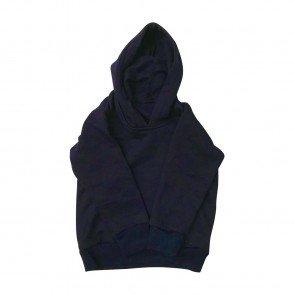 lumik-Navy Sweater Hoodie-