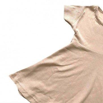 lumik-Dusty Pink Simply Dress-