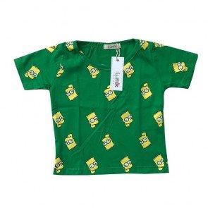 lumik-Green Simpsons Tee Special Store-