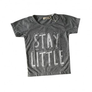 lumik-Stay Little Grey Tee Special Store-