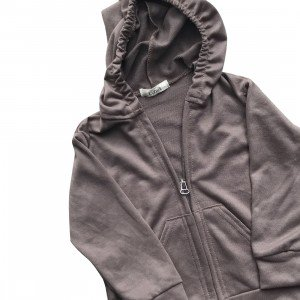 lumik-Lumik Light Brown Hoodie-
