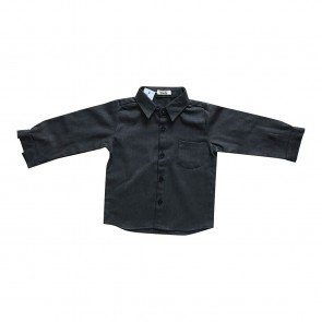 lumik-Lumik Dark Grey Longsleeve Shirt-