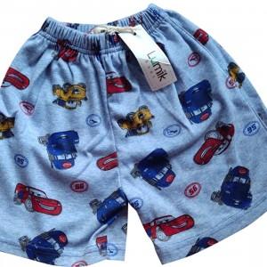lumik-Lumik Blue Car Short-
