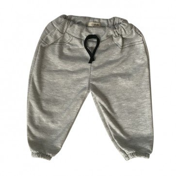 lumik-Light Grey Jogger-
