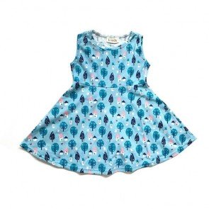 lumik-Blue House Play Dress-
