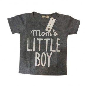 lumik-Momas Lil Boy Grey Tee Special Store-