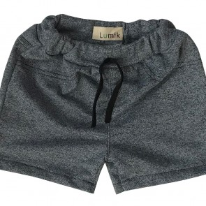 lumik-Blue Short-