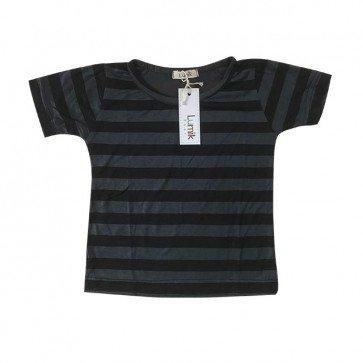 lumik-Black Stripes Tee-