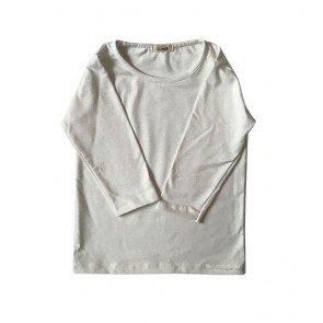 lumik-White Long Sleeves-