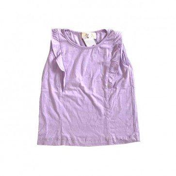 lumik-Rufflee Purple Tee-