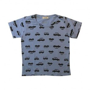 lumik-Blue Car Tee Special Store-