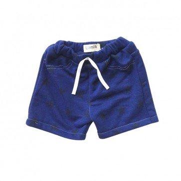 lumik-Blue Stars Short-