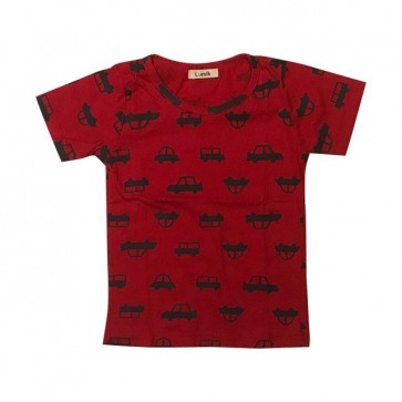 lumik-Red Car Tee Special Store-
