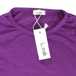 lumik-Purple Tee-