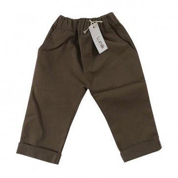 lumik-Brown Chino-