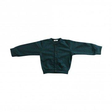 lumik-Lumik Army Plain Cardigan-