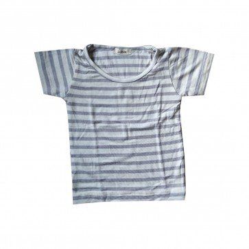 lumik-Lumik Gray Stripe Tee-