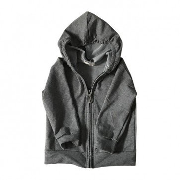 lumik-Light Grey Hoodie-