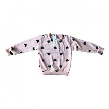 lumik-Pink Love Sweater-