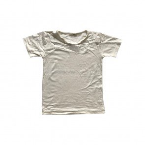 lumik-Lumik Brown Plain Tee-