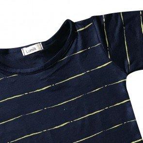 lumik-Lumik Big Navy Stripes Tee-